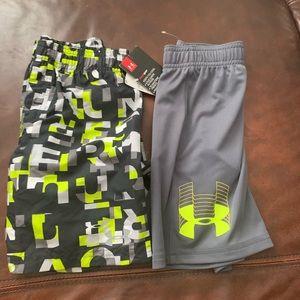 UA Shorts/swim bundle NWT